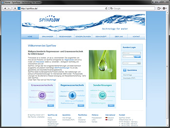 www.spinflow.de (technology for water)